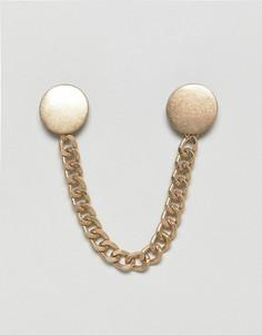 Цепочка на шею Burton Menswear - Золотой