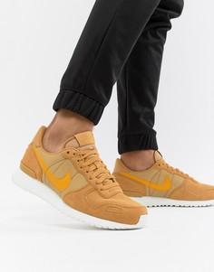 Кожаные кроссовки Nike Air Vortex 918206-700 - Золотой
