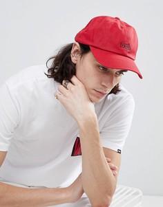 Красная кепка Vans VA36IU14A - Красный