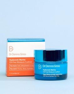 Нежирное увлажняющее средство Dr Dennis Gross Hyaluronic Marine - Бесцветный