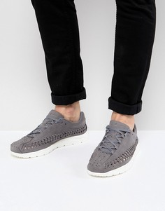 Серые кроссовки Nike Mayfly 833132-007 - Серый