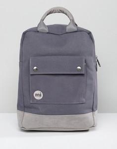 Темно-серый рюкзак Mi-Pac - Темно-синий