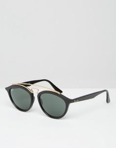 Круглые солнцезащитные очки Ray-Ban Gatsby 0RB4257 - Черный