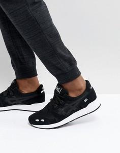Черные кроссовки Asics Gel-Lyte H8C0L-9090 - Черный