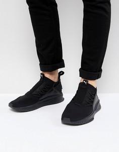 Черные кроссовки Puma Tsugi Jun 36548901 - Черный