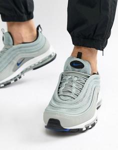 Серые кроссовки Nike Air Max 97 AQ7331-001 - Серый