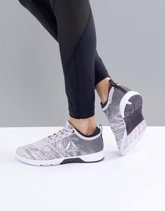 Сиреневые кроссовки Reebok Training Grace - Фиолетовый