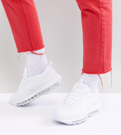 Белые кроссовки Nike Air Max 97 - Белый