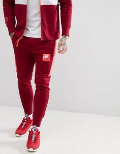 Красные джоггеры Nike Air 886048-677 - Красный