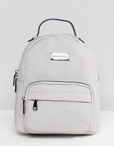 Маленький серый рюкзак Claudia Canova - Серый