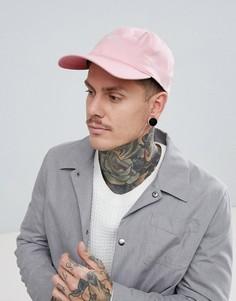 Розовая бейсбольная кепка Levis - Розовый