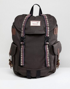 Темно-серый рюкзак Doughnut Macaroon Woodland Bo-He - Серый