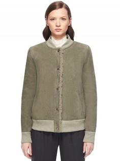 Двусторонняя куртка из овчины на кнопках Meteo BY Yves Salomon