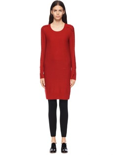 Трикотажное платье с оборками Sonia by Sonia Rykiel