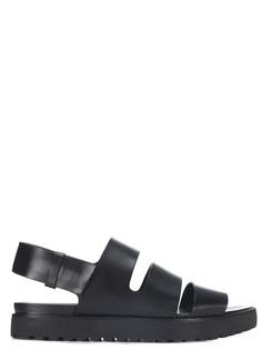 Кожаные сандалии на плоской подошве Alexander Wang