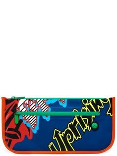 Клатч с разноцветным принтом Marc By Marc Jacobs