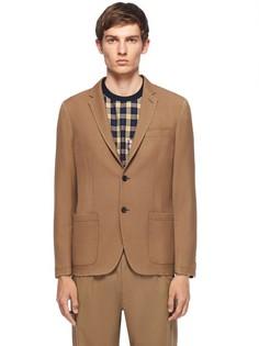 Пиджак из шерсти с накладными карманами Joseph