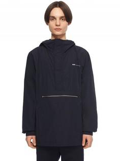 Куртка-анорак с накладным карманом Wood Wood