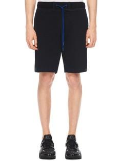 Монохромные шорты из хлопка Marc By Marc Jacobs