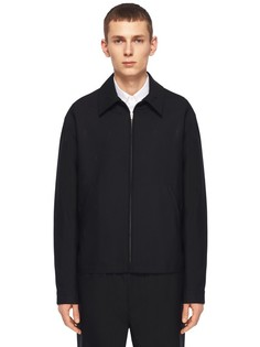 Куртка прямого кроя из шерсти Alexander Wang