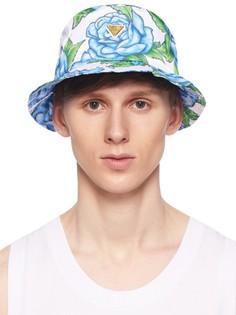 Шляпа с флористическим принтом Joyrich