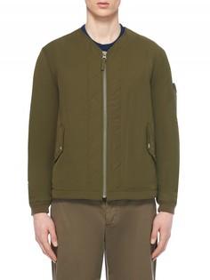 Куртка с накладным карманом на рукаве YMC