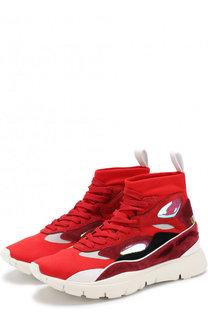 Высокие кроссовки Valentino
