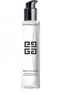 Мицеллярная вода для снятия макияжа с лица и век Givenchy