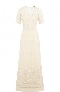 Длинные платья Burberry – купить длинное платье в интернет-магазине ... 7dbd4f1cf1a