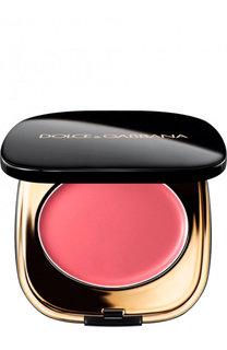 Кремовые румяна, оттенок 30 Rosa Carina Dolce & Gabbana