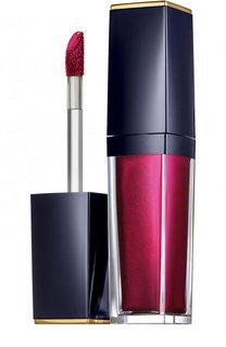 Жидкая губная помада металлик Pure Color Envy, оттенок 410 Wine Shot Estée Lauder