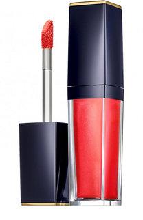Жидкая губная помада металлик Pure Color Envy, оттенок 310 Neon Fuse Estée Lauder