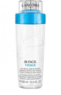 Двухфазная мицеллярная вода для снятия макияжа Bi-Facil Visage Lancome