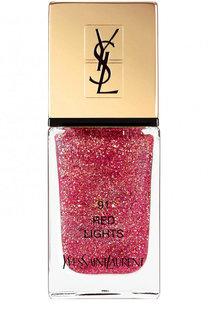 Лак для ногтей La Laque Couture, оттенок 91 YSL Saint Laurent