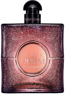 Туалетная вода Black Opium The Glow YSL Saint Laurent
