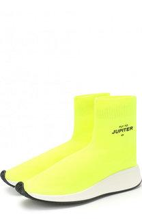 Текстильные кроссовки Fly To Jupiter Joshua Sanders