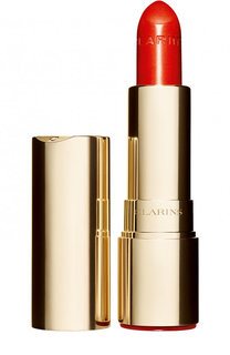 Помада-блеск Joli Rouge Brillant, оттенок 761 Clarins
