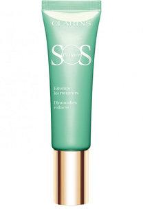 База под макияж для коррекции пигментацию SOS Primer 03 Clarins