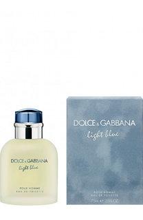 Туалетная вода Light Blue Pour Homme Dolce & Gabbana