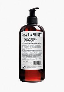 Мыло La Bruket 074 GURKMYNTA/CUCUMBER MINT 450 мл