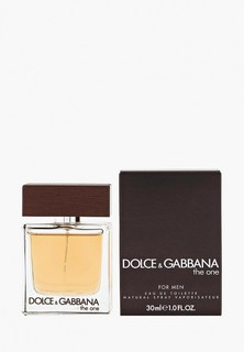 Туалетная вода Dolce&Gabbana Dolce&;Gabbana The One For Men 30 мл