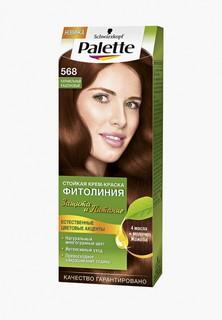 Краска для волос Palette ФИТОЛИНИЯ 568 Карамельный каштановый, 110 мл
