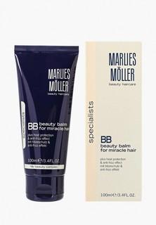 Шампунь Marlies Moller Specialist для непослушных волос 100 мл