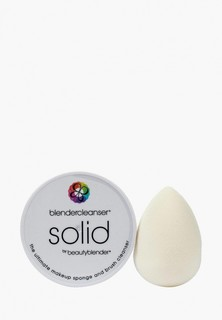 Спонж для макияжа beautyblender pure и мыло для очистки Solid Blendercleanser 30 мл