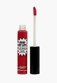 Блеск для губ theBalm Read My Lipgloss ZAAP!