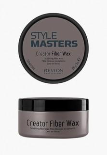 Воск для укладки Revlon Professional моделирующий волос CREATOR FIBER WAX 85 мл