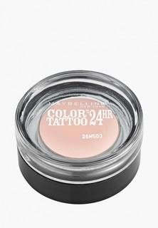 Тени для век Maybelline New York Color Tattoo оттенок 91 Розовый Зефир 4 мл