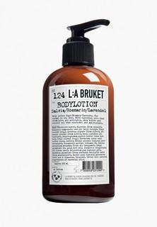 Лосьон для тела La Bruket 124 SALVIA/ROSMARIN/LAVENDEL 250 мл