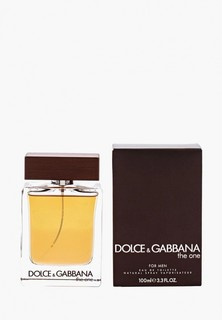 Туалетная вода Dolce&Gabbana Dolce&;Gabbana The One For Men 100 мл