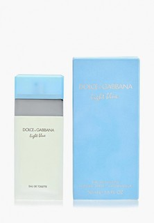 Туалетная вода Dolce&Gabbana Dolce&;Gabbana Light blue 50 мл